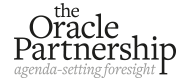 The Oracle Partnership Logo