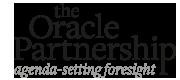 The Oracle Partnership Logo